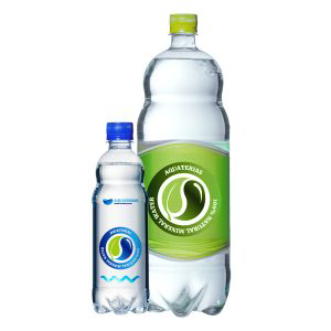 Three bottles of mineral water Freeship